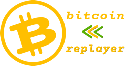 bitcoin replayer logo